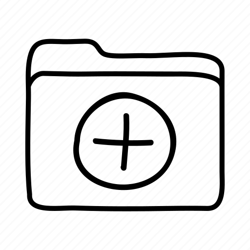 add folder, download, file, files, folder, folders, new folder icon
