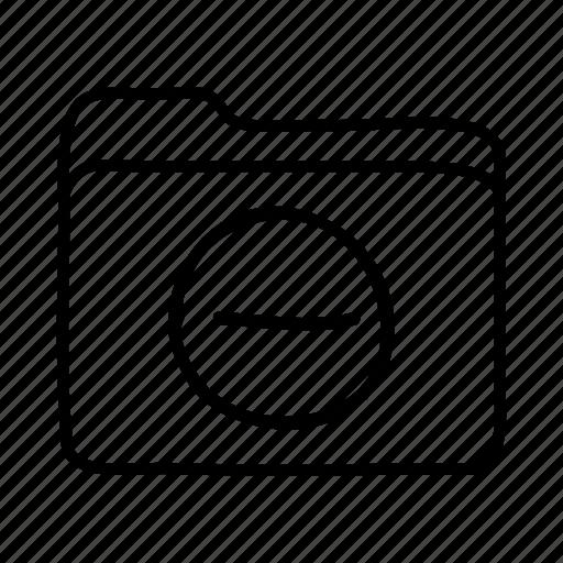 download, file, files, folder, folders, missing files, remove folder icon