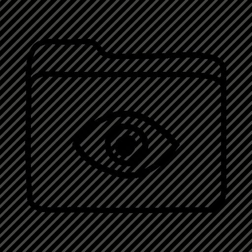 download, file, files, folder, folders, open folder, view folder icon