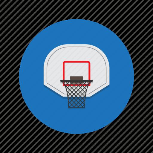 basket, basketball, net icon