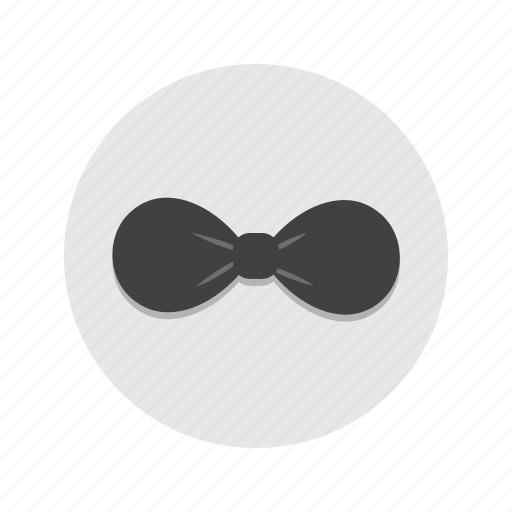 bow, bowtie, clothes, clothing, formal, suit, tie icon