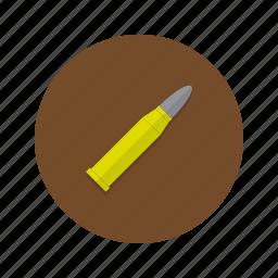 ammo, ammunition, bullet, bullets, gun, weapon icon