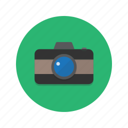 camera, holiday, photo, picture icon