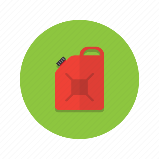 canister, gas, jerry, jerrycan, petrol icon