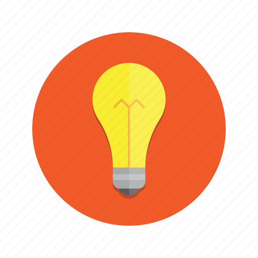 Bulb, electricity, idea, light, lightbulb icon - Download on Iconfinder