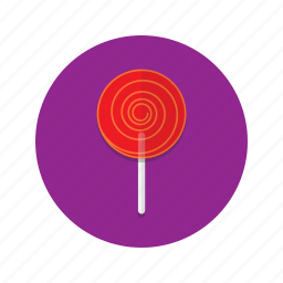 candy, lollipop, lolly, sugar, sweet, sweets, treat icon