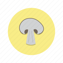 food, mushroom, mushrooms, shroom, shrooms, veg, vegetables icon