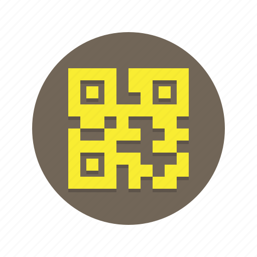 barcode, code, qr, tag icon