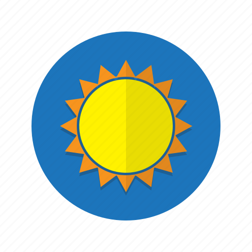 fire, holiday, hot, summer, sun, warm, weather icon