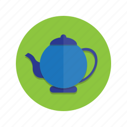 british, coffee, crockery, english, kettle, tea, teapot icon