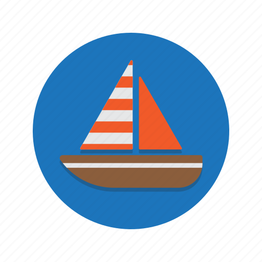 boat, ocean, sail, sailing, sea, ship, yacht icon