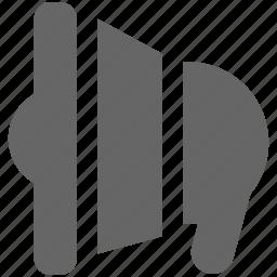 advertising, megaphone, promotion icon