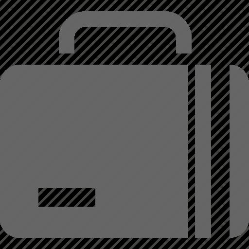 bag, tourist, travel, work icon