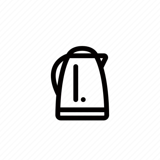 appliance, boiler, cooking, drink, home, kitchen, water icon