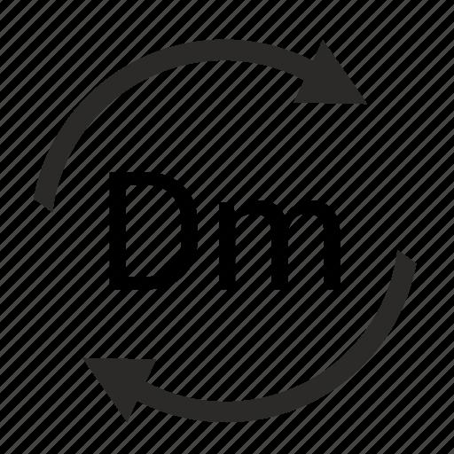 dm, exchange, germany, money, value icon