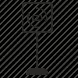 exchange, money, road, sign, value icon