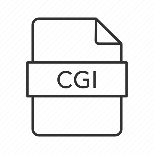 cgi document, cgi file, cgi file icon, cgi format, cgi icon, common gateway interface, common gateway interface script icon