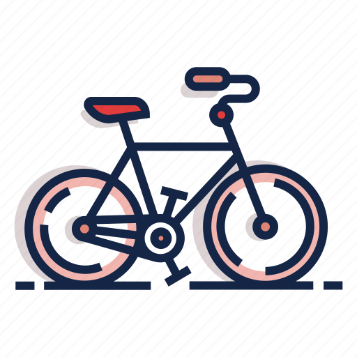 bicycle, bicycling, cycling, exercise, fitness, sport, workout icon