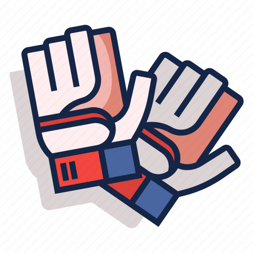 boxing, exercise, fitness, glove, training, training gloves, workout icon
