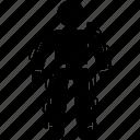 bionic, body, exoskeleton, limb, robot, robotic, suit icon