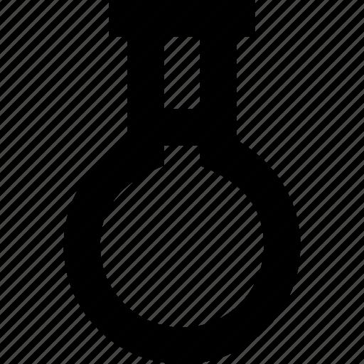 flask, lab test, laboratory, science icon