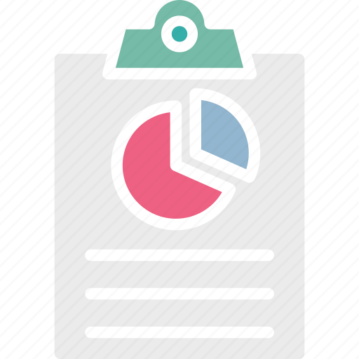 business analysis, business chart, business data, business report icon