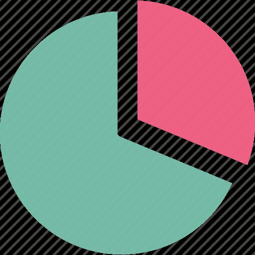 analytics, data infographics, data visualization, statistical icon