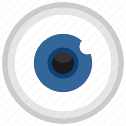 eye, find, search, view, vision, visual icon