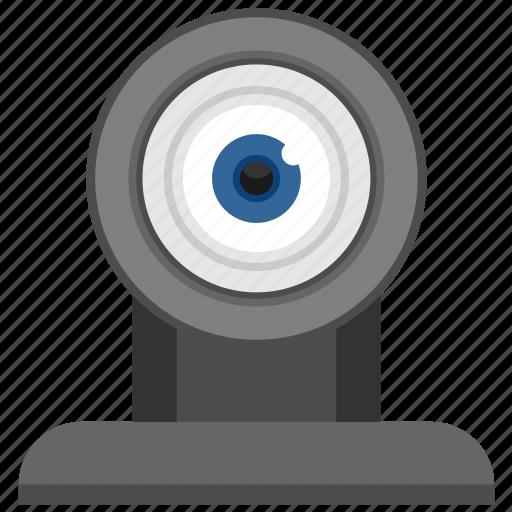 diagnostics, eye, see, view, vision, visual icon