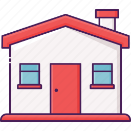 building, city, home, house, residential icon