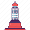 building, business, city, skyscrapper, tower
