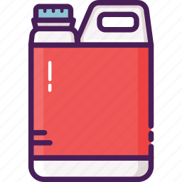 cleaning service, container, equipment, hygiene, jerry can, soap refill icon