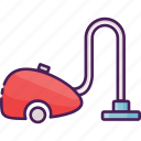 clean, cleaning service, device, home equipment, machine, vacuum cleaner icon