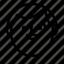 avatar, face, guy, head, profile, smile icon