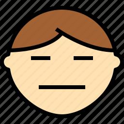 avatar, borning, emoji, emotion, face, feeling icon