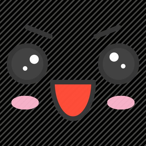 Emoji, emoticon, emotion, face icon - Download on Iconfinder