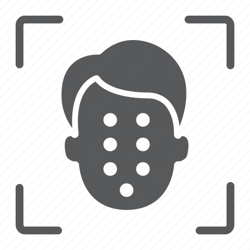 Biometric, detect, face, id, protection, recognition, scanning icon - Download on Iconfinder