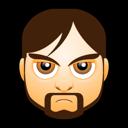 man, avatar, beard