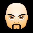man, avatar, bald