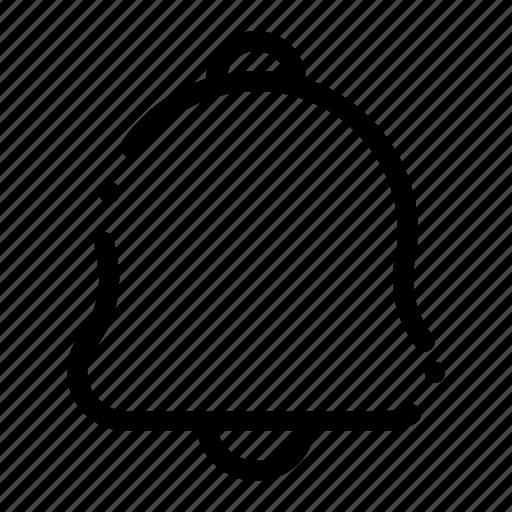 alert, bell, notification, sound icon