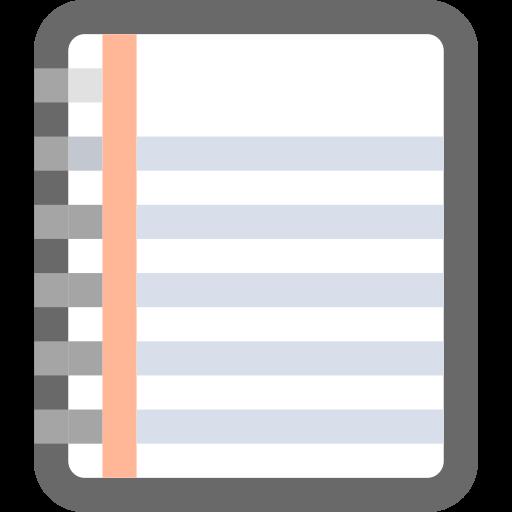 note, paper icon