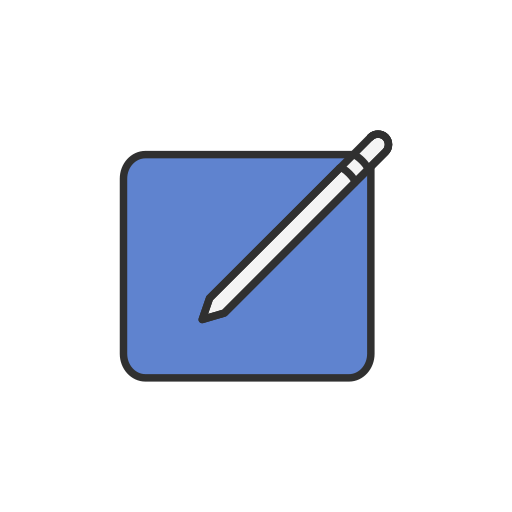 create, edit, pencil, post icon