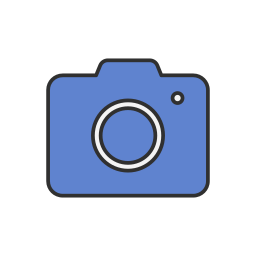 camera, photo, polaroid, upload photo icon