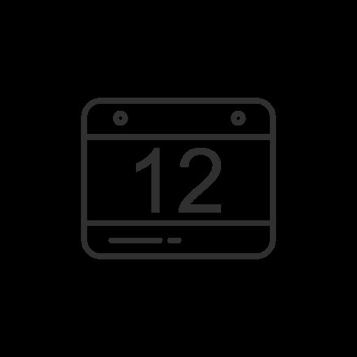 calendar, events, facebook, fb icon