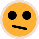 emotion, error, faces icon