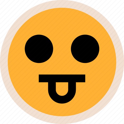 emotion, face, funny icon