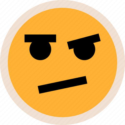 emotion, impressed, not icon