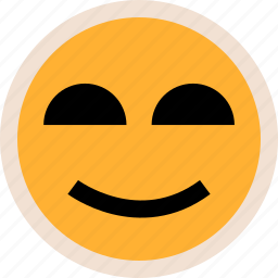 emotion, happy, smile icon