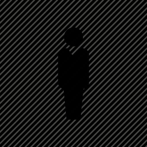 boy, gentleman, man, person, profile, single icon