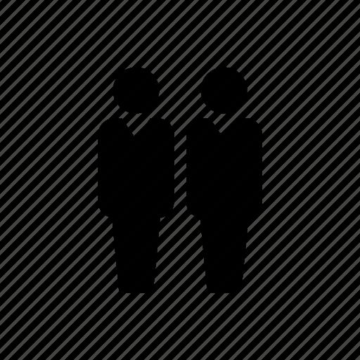couple, gay, same sex icon